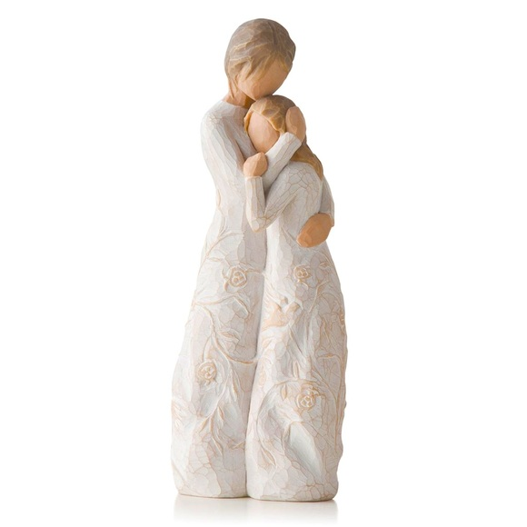 Willow Tree® Close to Me Mother Daughter Figurine